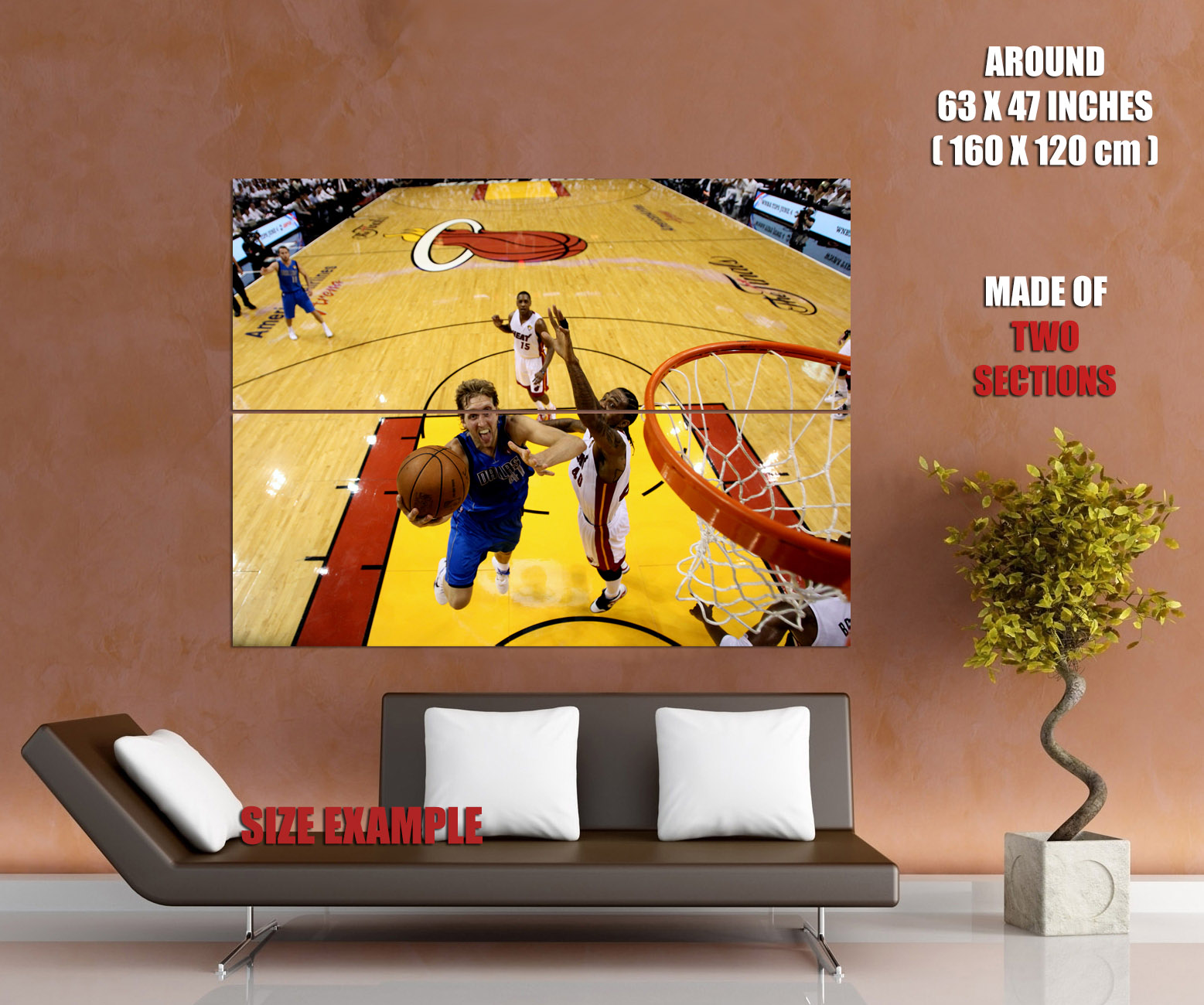 Modern Nba Wall Decor Festooning - The Wall Art Decorations ...