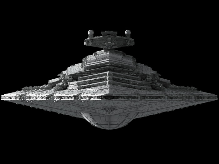 Imperial star destroyer star wars print poster plakat ebay for Imperial printing