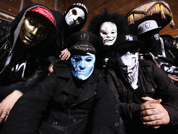 D1780 Hollywood Undead Masks Music Wall Print POSTER