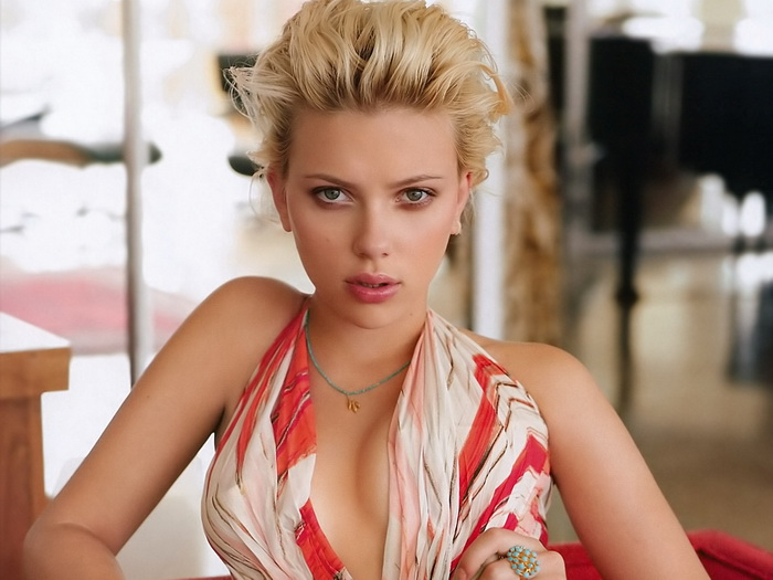 Scarlett johansson hot sexy photos